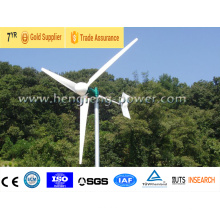 Gerador de energia de vento de 2kw de baixo ruído para uso doméstico