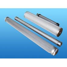 SUS304 40 Mikron Hydraulikölfilterelement