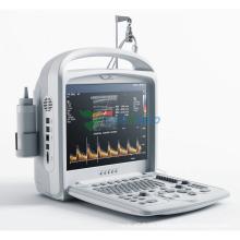 Ecografía portátil en color digital Doppler de diagnóstico