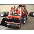 Tracteur agricole avec chargeur TZ05