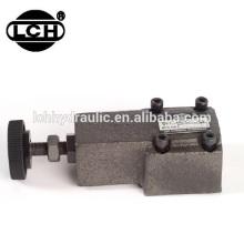 Trade Assurance hydraulic sandwich check flow control valve