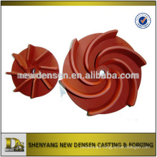 High quality water pump impeller