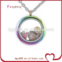 stainless steel locket necklace wholesale 2015