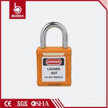 Panneau de sécurité en acier inoxydable à manille courte (G51)
