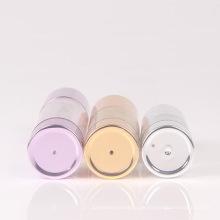 Kundenspezifische runde natürliche Farbe goldene Pumpe (NAB21)