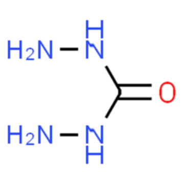 Agente auxiliar químico Carbohydrazide CAS: 497-18-7