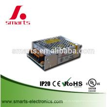 Fuente de alimentación de conmutación de 12v 72w con el recinto de aluminio