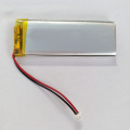 632670 batterie au lithium harcelable 1300mah 3.7v