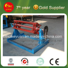 Hky Safety and Reliably Manual Decoiler