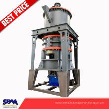 Usine de broyage de diatomées de poudre de machines pour le Vietnam