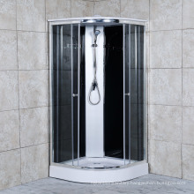 2021 Clear Glass Shower Room with Handle Shower