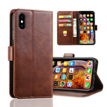 2021 Luxury Flip Cover Card Cover Phone Wallet Case PU Leather mobile Phone bag