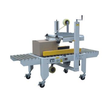 Adhesive Tape Carton Box Sealing Machine