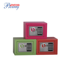 Steel Portable Deposit Secure Safe Box with Digital Lock Ce Approval for Person Travel/ Children/Gift Promotion