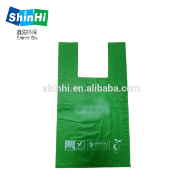 Durable quality  nature compostable customization dog poop bags