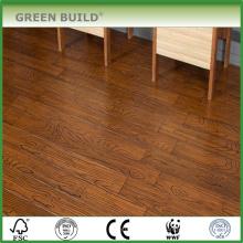 Suelo de bambú sólido de la estera gris del piso de la protección del medio ambiente de la venta caliente 2016 caliente