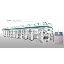 Máquina de impresión de alta velocidad de la registración del color de la computadora (velocidad 200m / min)