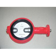 Válvula de doble eje sin pasador (DN50-DN600)