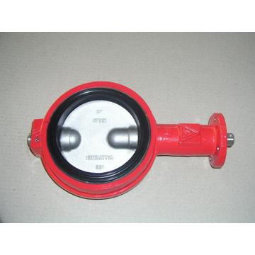 Doppelachs-Ventil ohne Pin (DN50-DN600)