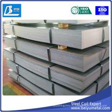 Z275 G90 1,5 мм оцинкованный стальной лист Gi Металлический лист