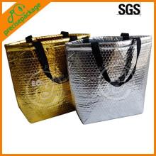 Bolso de burbuja de aluminio reciclado barato de la moda del nuevo diseño