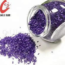 Purple Pearlscent Masterbatch Granules