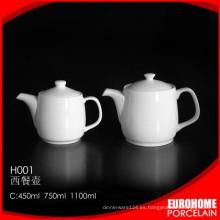 Guangzhou fuentes cerámica restaurante hotel té olla de cerámica