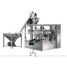 detergent liquid fill and seal machine