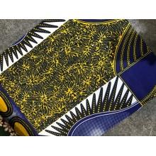 Tecido de impressão de cera africana