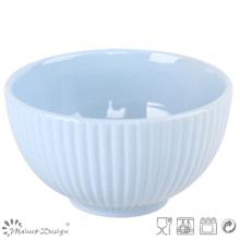 """13.5"""" Embossed Rice Bowl for Restaurant"""