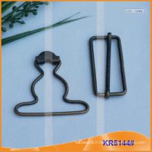 Boucle réglable en métal, Gourd Bucle KR5144