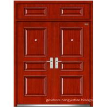 Steel Wooden Double Door (LT-203)