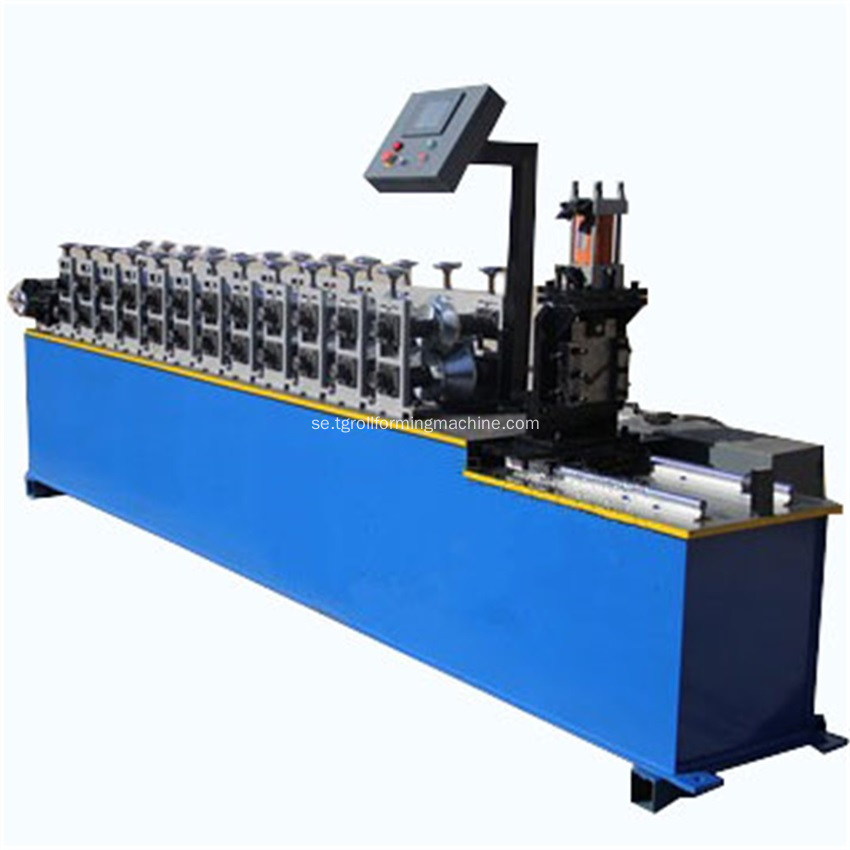 Light Steel Framing U-kanal Roll Forming Machine