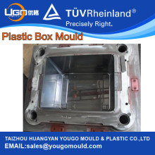 Plastic Box Molds Factory