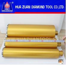 Broca hueca de diamante de nitidez para hormigón armado