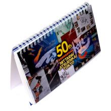 Nuevo calendario 3D de diseño de alta calidad