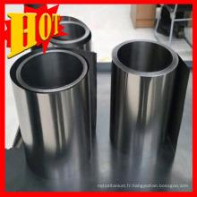 Feuille de titane ASTM B265 Gr 7 avec le meilleur prix