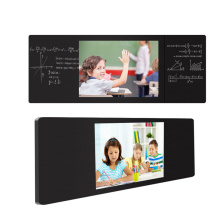 Quadro-negro inteligente multimídia educacional de 86 polegadas totalmente apto