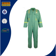 Safety Coverall/ Men′s Flame Retardant Coverall/ Work Coverall/ High Visibility Coverall