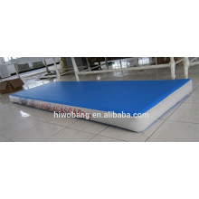 Colchonetas de gimnasia barato piso inflable, cojín de dibujo