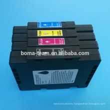 With full sublimation ink For Ricoh SG3110DN SG2100N Compatible ink cartridge For Ricoh GC41