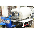 Widely Used Tricycle Concrete Mixer Truck