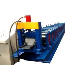 Panneau d'échafaudage faisant la machine Galbanizing Profileuse de panneau roulant