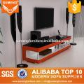 high end new model glass pvc modern floor tv stands design sale in sri lanka