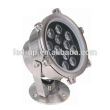 Ip68 dc24v Unterwasserlichter für Teich / Pool / Brunnen mit