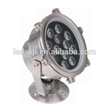 Ip68 dc24v lumières sous-marines pour étang / piscine / fontaine en utilisant