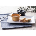 Melamine Sauce Dish with Handle/Melamine Bowl with Lid (QQ15211)