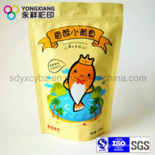 Stand up Zipper Food Grade Bag for Snack Food