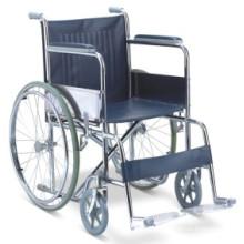 Coussin en cuir en acier chaises roulantes pour paralysie cérébrale enfants W002