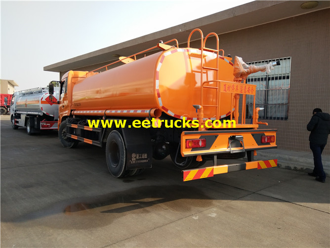 Road Water Tank Trucks
